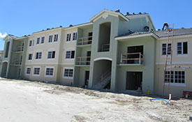 Trade Winds Apartments Project
