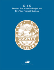 2012-13 Adopted Budget and Multi-Year Capital Plan