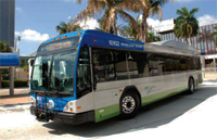 New 24-hour bus routes were implemented serving major activity centers throughout the County.
