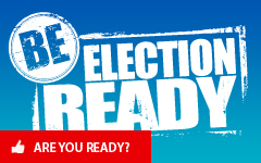 Be Election Ready