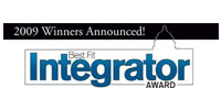 Best Fit Integrator Award