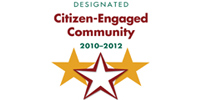 Designated Citizen-Engaged Community 2010-2012