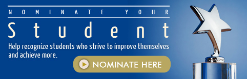 Nominate Your Student!