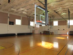 Picture of the gymnasium