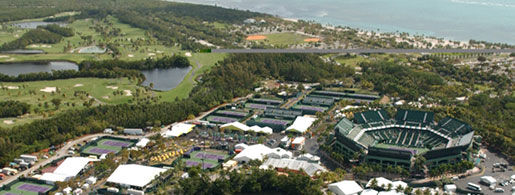 Crandon Tennis Center