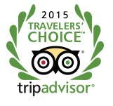 Trip Advisor Certificate of Excellence 2015 Winner Crandon Golf at Key Biscayne