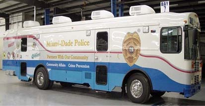 Crime Prevention Bus