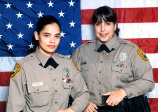 Officers of the month: December