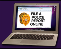 File a non-emergency report online