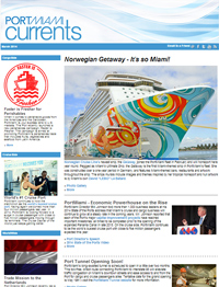 PortMiami Currents - March 2014