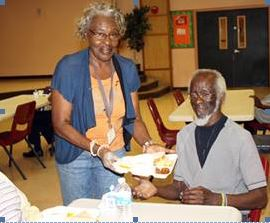 Seniors caring for other seniors
